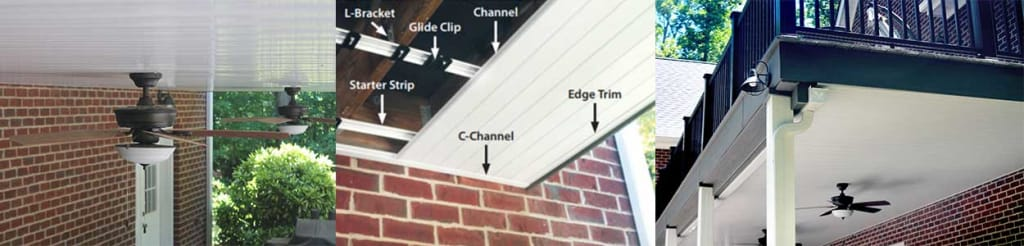 upside deck ceiling available at the deck store online