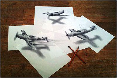 Qual Lapis Usar Para Fazer Desenhos 3d Como Desenhar Bem