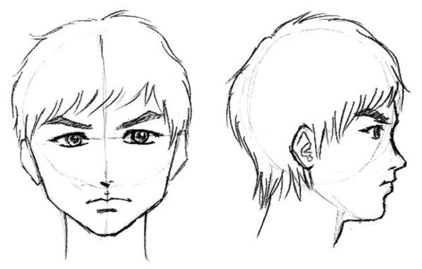 Rostos Desenhos: Como Desenhar Um Rosto Pode Ser Fácil