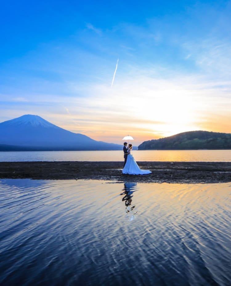フォトジェニックジャーニー、富士山プラン