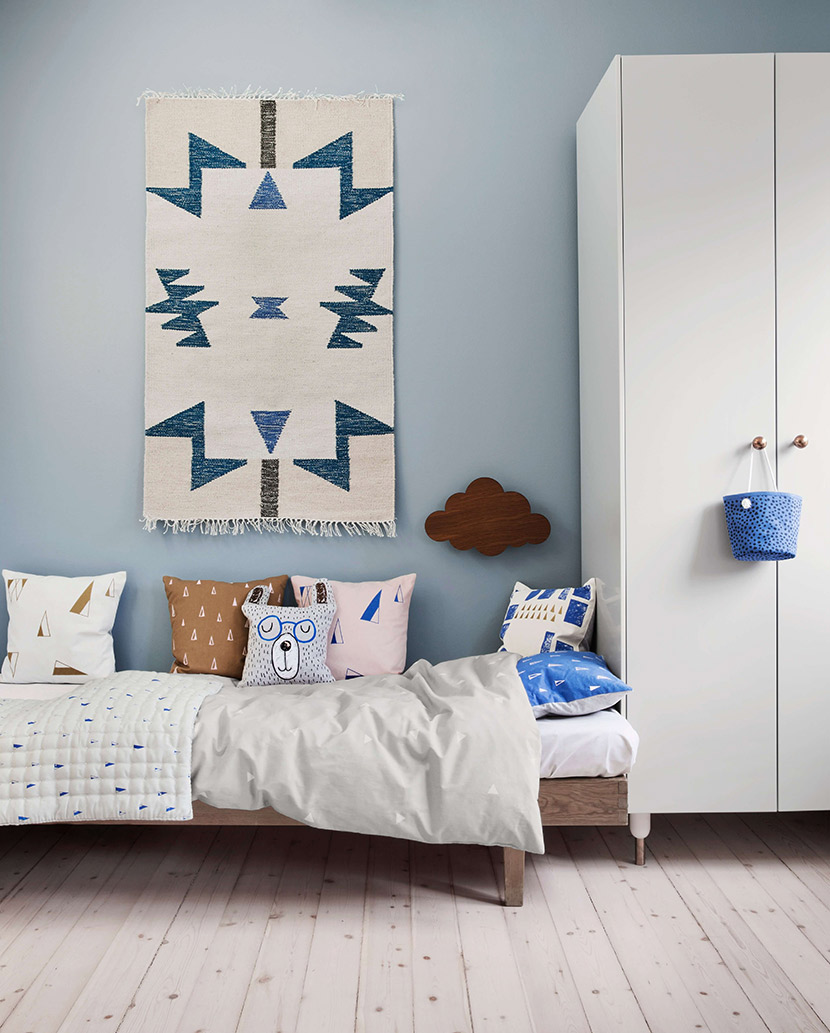 8 ways to decorate kids' rooms
