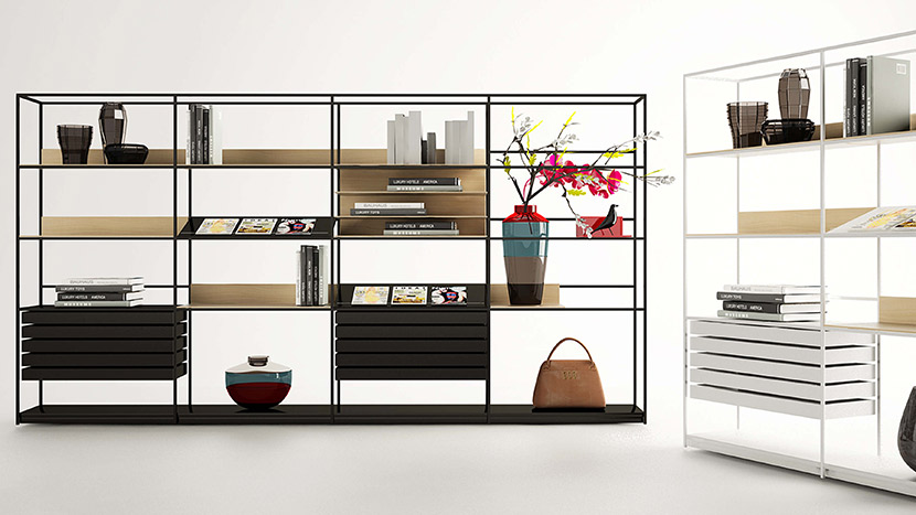 ENNE DEEP WALL UNIT