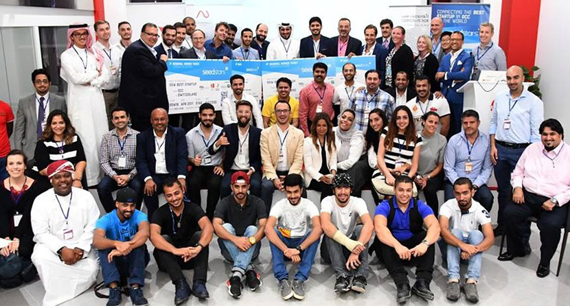 Decor Manzil wins special prize at SeedstarsGCC, Bahrain