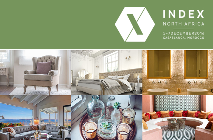 INDEX North Africa – The Home of Interiors, Décor and Design for the North African Region