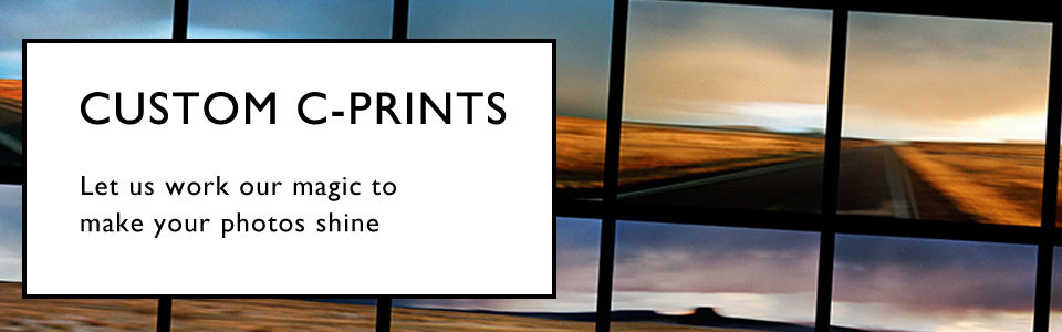 Custom Photographic C-Prints
