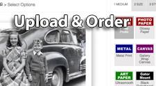 Upload & Order