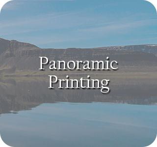 Panoramic Printing
