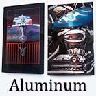 Prints On Aluminum