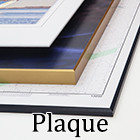 Plaque Mounted Prints