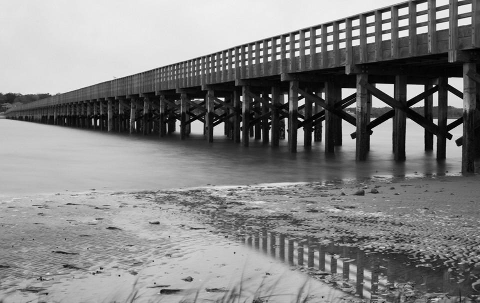 Powder Point Bridge, Duxbury - Khalid Alkhatib