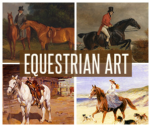 Shop for prints of horse and equestrian art
