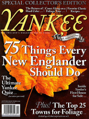 Yankee Magazine Top 25 New England foliage towns/Thomas Schoeller Photography featured