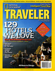 National Geographic Traveler Magazine/Thomas Schoeller published for Connecticut article