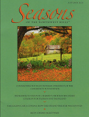 Seasons - Of the Northwest Hills Magazine/Cover photograph © Thomas Schoeller Photography