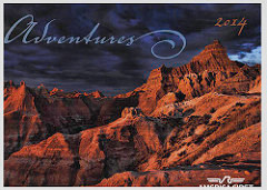 2014 Adventures calendar Ad Stock Images, Thomas Schoeller October feature image