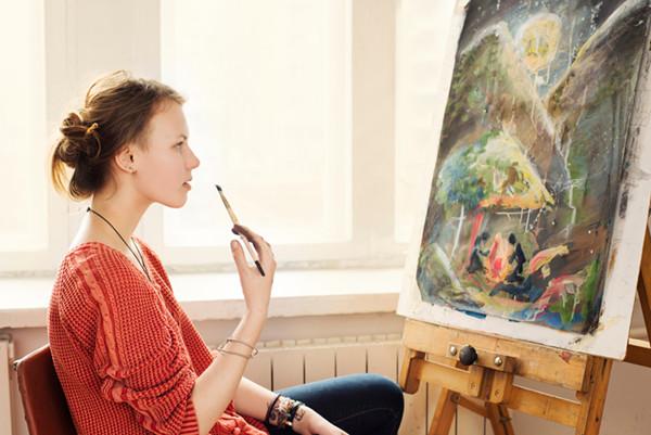 Unleash Your Inner Artist Custom Canvas Prints