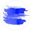 View blue art prints