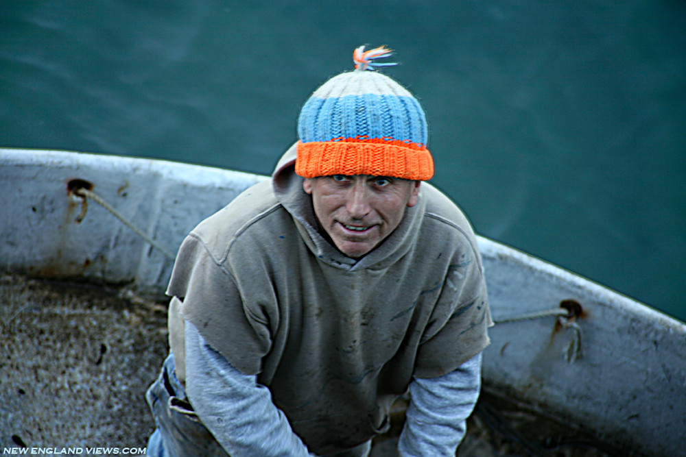 New England Lobsterman