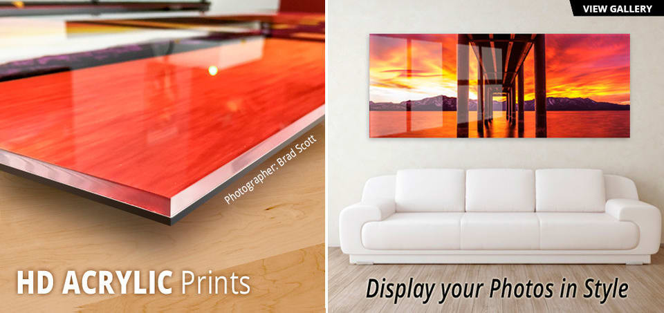 acrylic prints highest quality photo acrylic prints artbeat studios