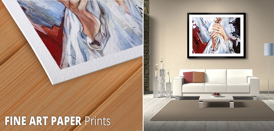 Fine art prints from your images or artwork artbeat studios