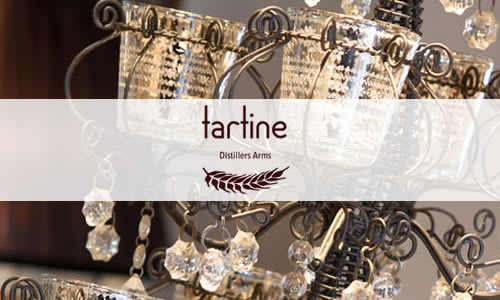Tartine Distiller Arms