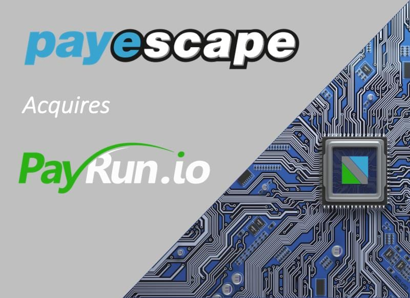 Payescape Acquires API Payroll Solution PayRun.io