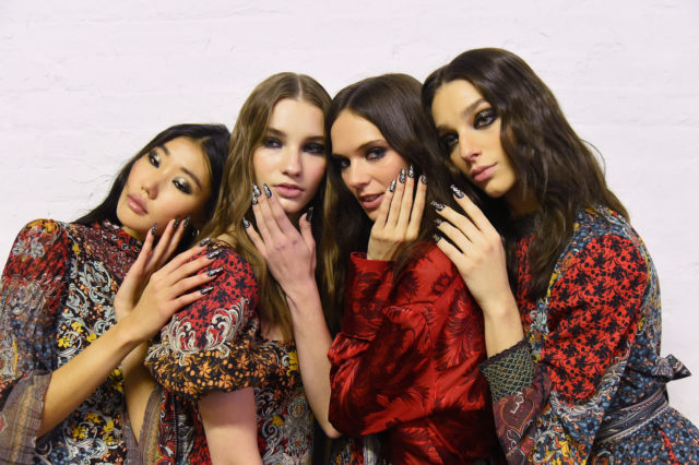 Идеи для маникюра: ногти на Неделе моды в Нью-Йорке