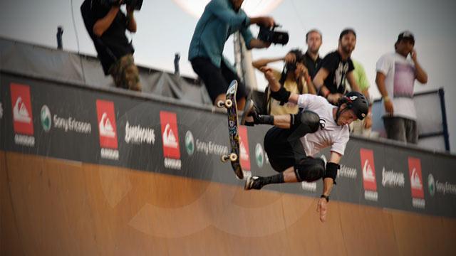 Fotógrafo de Skateboard