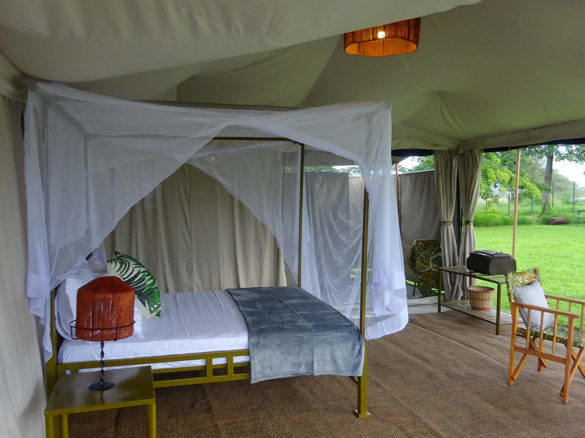 twende kusini  camp msafiri travel
