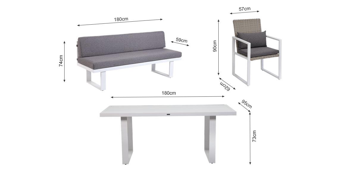 Furniture & Appliances For Sale Online Clayton 7 Piece