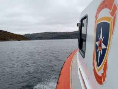 Спасатели отправились в Мотовский залив на помощь рыбакам