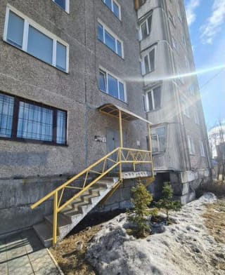 2-к. квартира, 56м², 1/10эт.