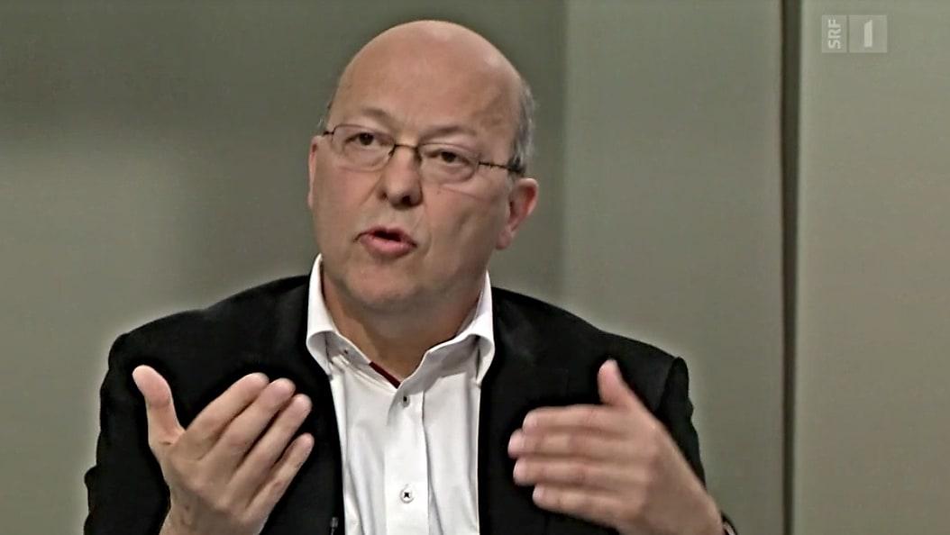 Covid-Taskforce: Pietro Vernazza wurde wieder ausgeladen