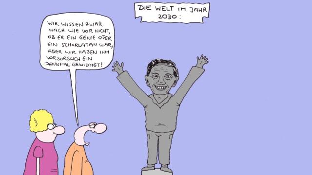 Cartoon: Clemens Ottawa