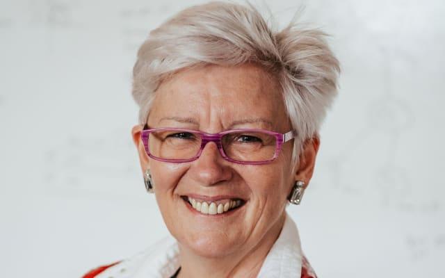 Jeannette Simeon-Dubach möchte die Menschen fürs Kochen begeistern. (Bild: Beka Bitterli).