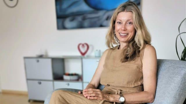 In ihrem Büro an der Zürcher Löwenstrasse empfängt Kathrin Grüneis täglich Kundinnen und Kunden,  die nach dem perfekten Partner suchen. Foto: Fabienne Niederer