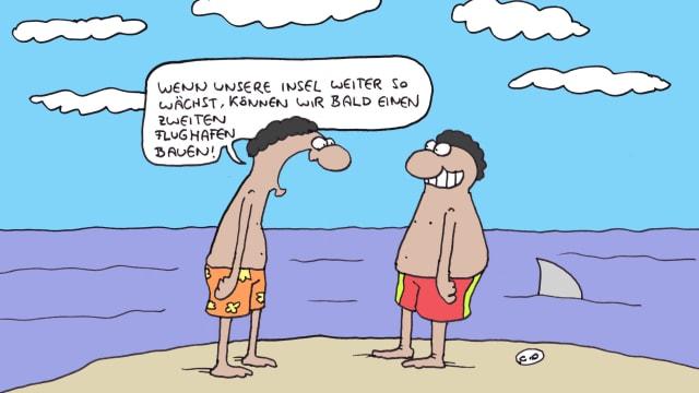 Karikatur:  Clemens Ottawa