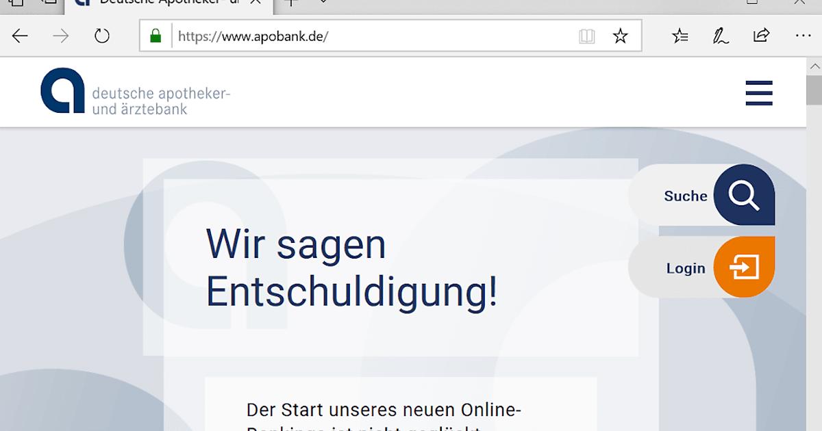 Deutsche Apobank Muss Immer Noch It Probleme Bewaltigen