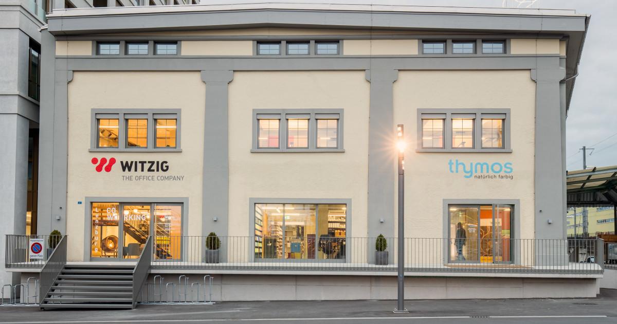 Witzig Eröffnet Coworking Lenzburg