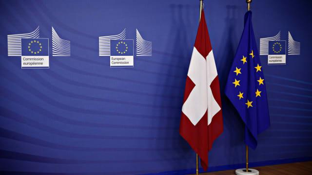 Seit 2014 wird über ein Rahmenabkommen zwischen der Schweiz und der EU verhandelt. Bild: Alexandros Michailidis / Shutterstock.com