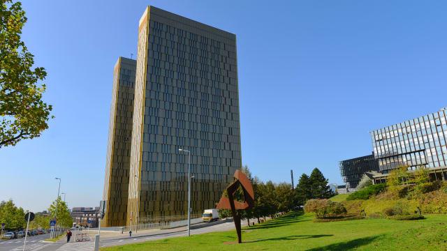 Spielt beim Rahmenabkommen eine entscheidende Rolle: der Europäische Gerichtshof in Luxemburg. nitpicker / Shutterstock.com