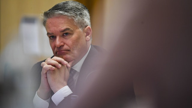 Der Bundesrat unterstützte den Australier Mathias Cormann. 360b / Shutterstock.com