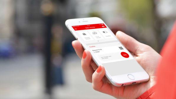 Die EasyRide-Funktion wurde im November 2019 in die SBB Mobile App integriert. (Bild: SBB)