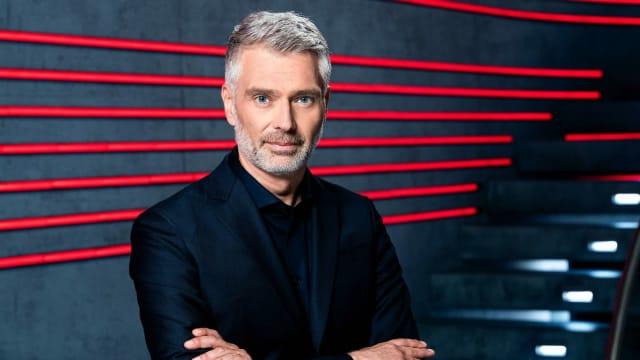 TV-Mann Sandro Brotz. (Bild: SRF / Oscar Alessio)