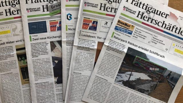 """Der """"Prättigauer und Herrschäftler"""" hat laut Presserat die Privatsphäre einer Frau verletzt, die vor acht Jahren als """"älteste Mutter der Schweiz"""" Schlagzeilen machte."""