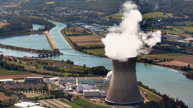 Atomkraftwerk Leibstadt. Quelle: Shutterstock