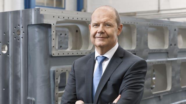 Valentin Vogt, Präsident des Schweizerischen Arbeitgeberverbandes. (Bild: SAV)