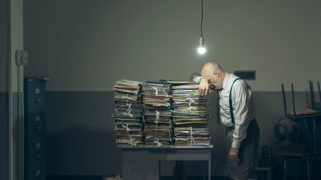 Regukierungswut, überall. Lässt sie sich überhaupt noch stoppen? Foto: Shutterstock