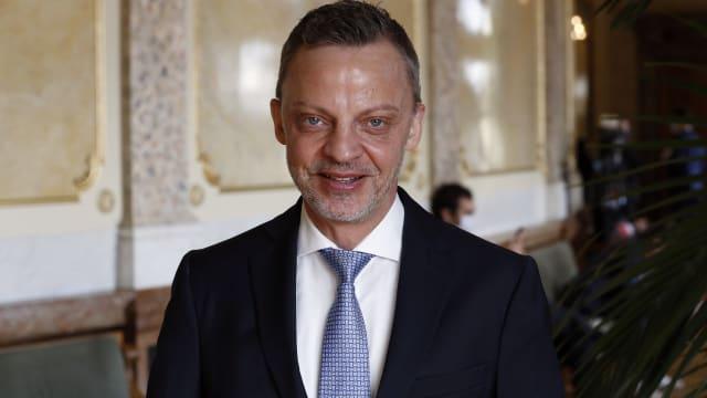 «Wir sind devot.» SVP-Nationalrat Hans-Ueli Vogt vermisst bei seinen Kollegen den politischen Gestaltungswillen. (Bild: Ruben Sprich)