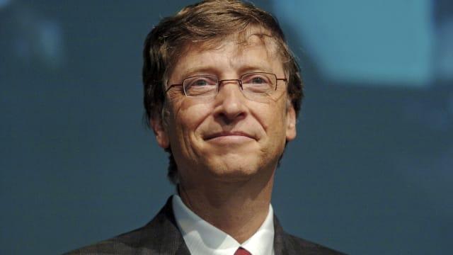 Bis in 29 Jahren null Treibhausgase - Bill Gates. Bild: Shutterstock
